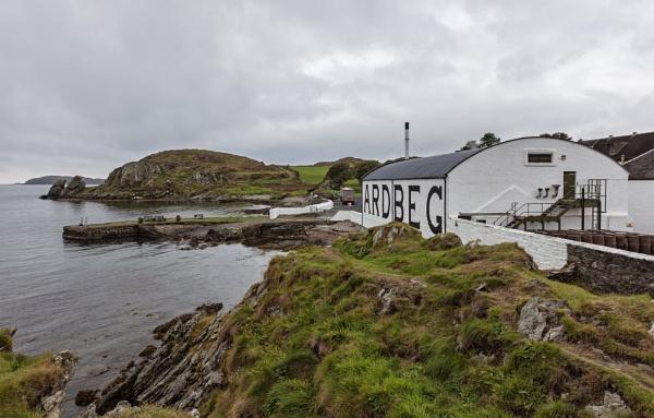 Ardbeg Distillery, Islay, Scotland by HUFC