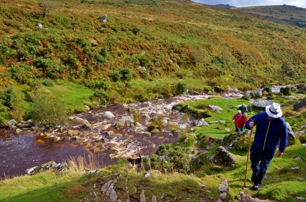 Dartmoor ramblers by tanglefoot