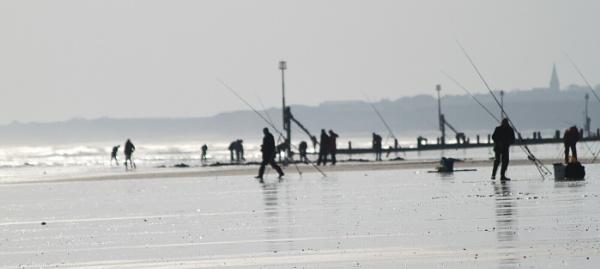 Beach Casting by SPA