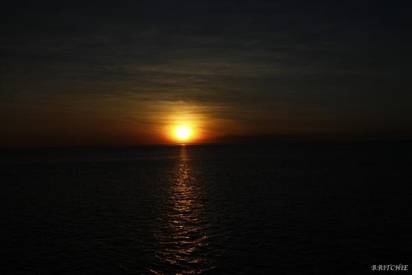 sunset Derby Western Australia by BRITCHIE