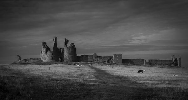Dunstanburgh Castle by bencarrett