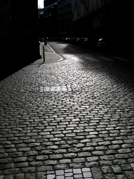 Brussels street by IainHamer