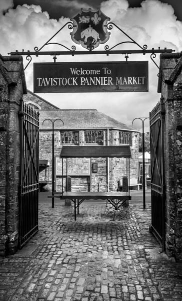 Tavistock Pannier Market by jer