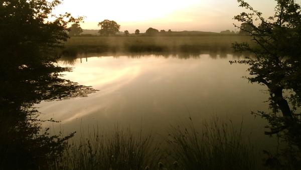 Jerico Farm pond by smitbar
