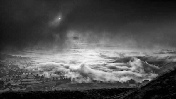 Fog Tsunami by jasonrwl