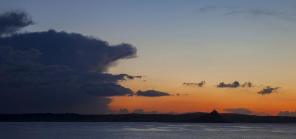 Cornish dawn Penzance by haydntaylor