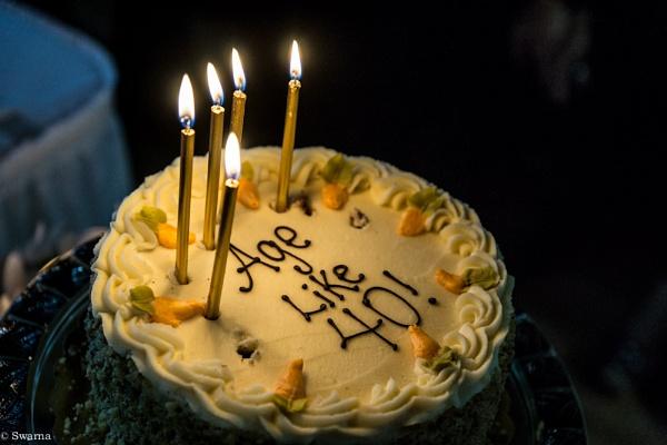 Birthday Cake! by Swarnadip