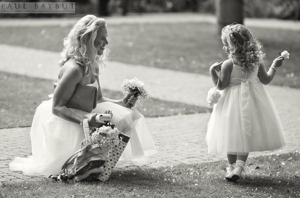 Wedding Flowers by paulbaybutphotography