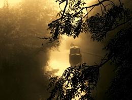Sunlight And Mist 2