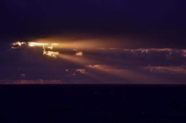 sunset by pete146uk