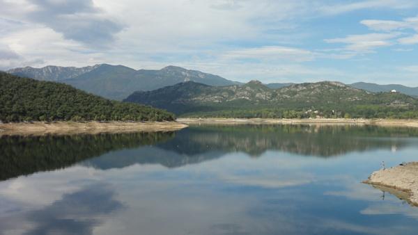 Reflections at Barri del Panta Catalonia