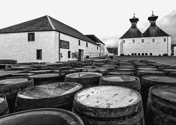 Ardbeg Distillery, Islay, Scotland 02 by HUFC
