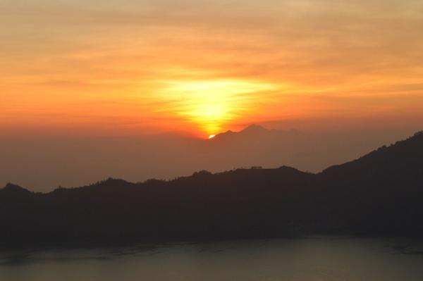 sunrise by keenlyside