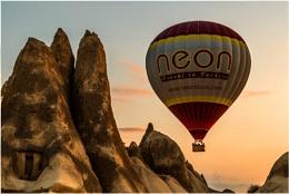 Ballooning in Cappadocia 2