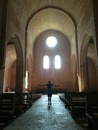 Cathal at Abbaye du Thoronet, VAR, France by John_Humphreys