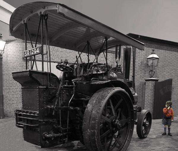 Milestones Museum Basingstoke by pluckyfilly