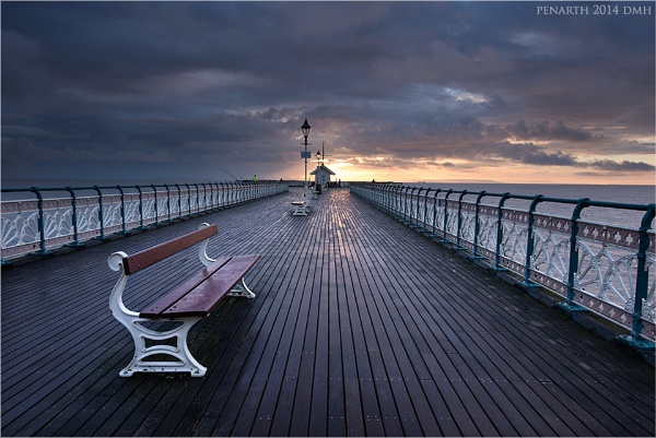 Penarth Pier by dmhuynh72