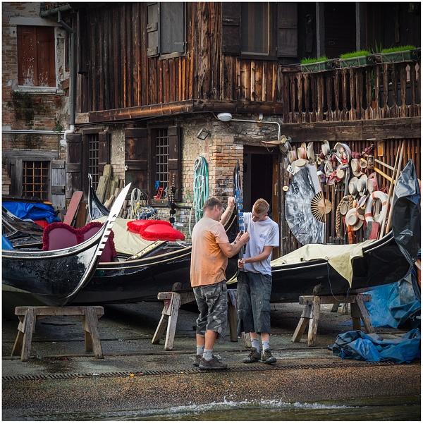 Venice #8 by Coast