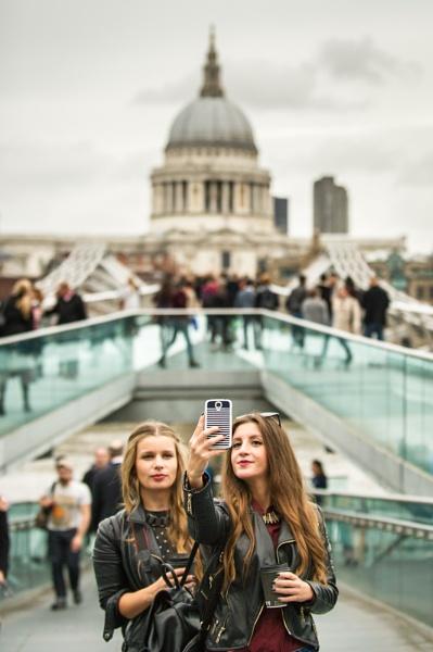 St Paul\'s Selfie... by billydo