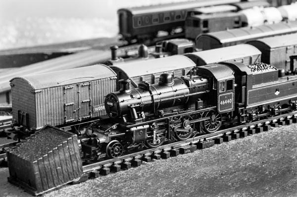 Model Marshalling Yard by ajhollingbery