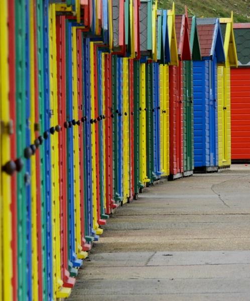 More Beach Huts by LibKerr4