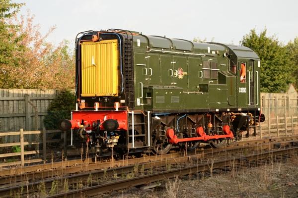 Diesel Shunter by kirkoid