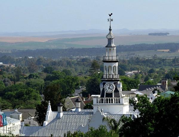Church Steeple by Hermanus