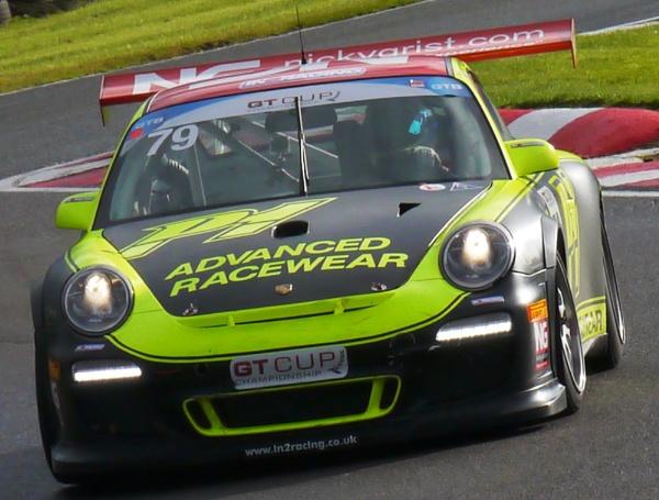 Porsche power by chevron3691