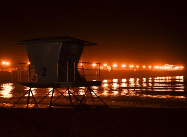 Oceanside Pier by Dandrummer18