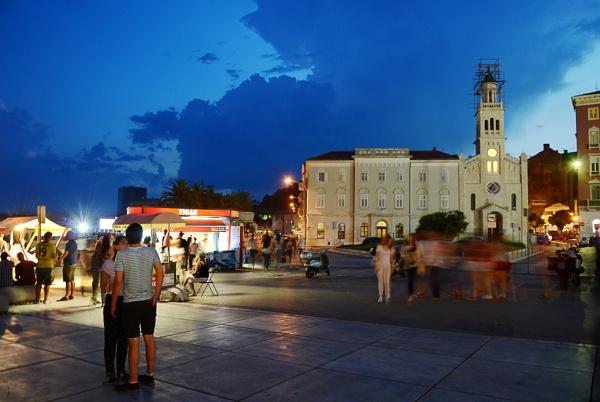Split outside old town by millaross