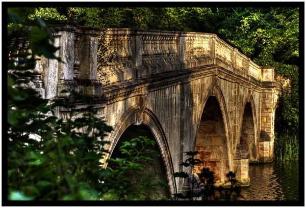 Clumber Bridge by TrevorPlumbe