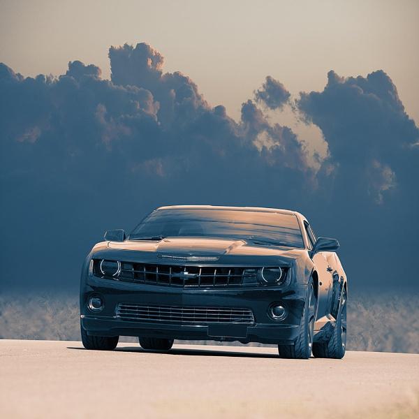 Chevrolet Camaro by arhb