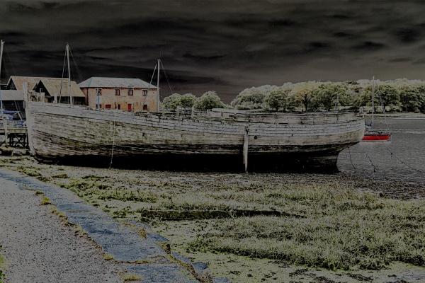 Boat by johnlwadd