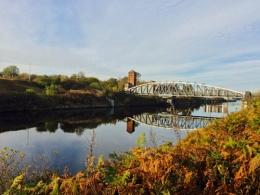 Old Quay Swing Bridge