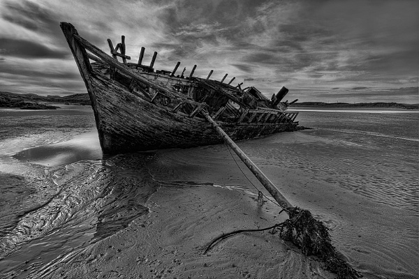 Ship Wreck by Porthos
