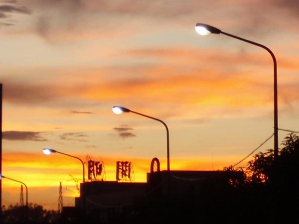 Sunset by kingsyu