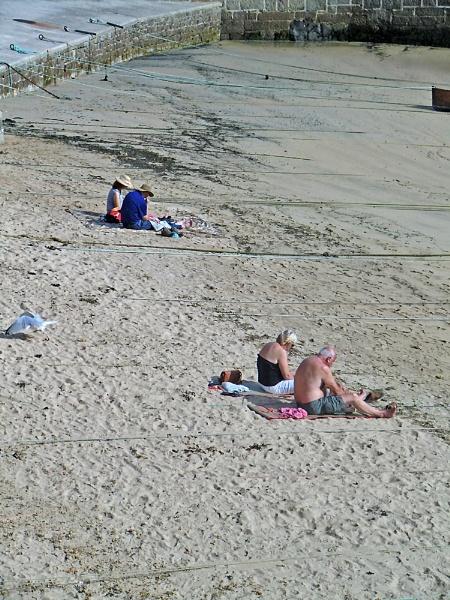On the Beach  16. by Gypsyman