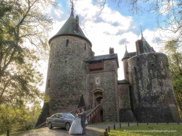 The Fairy Tale Wedding - Emma & Liam by frattonfreak