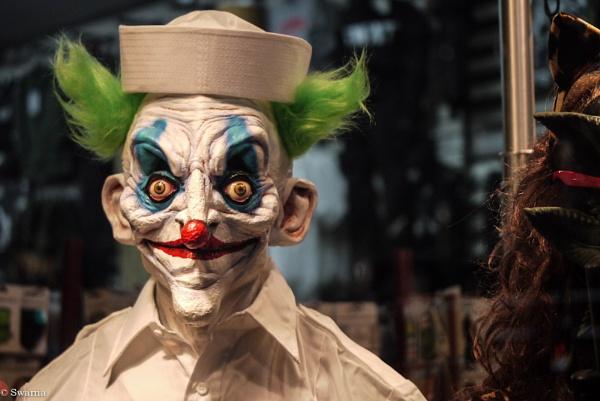 The Joker... by Swarnadip