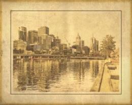 Melbourne - Vintage.