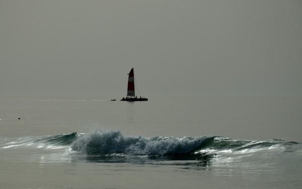 Sailing by Cavolfiore
