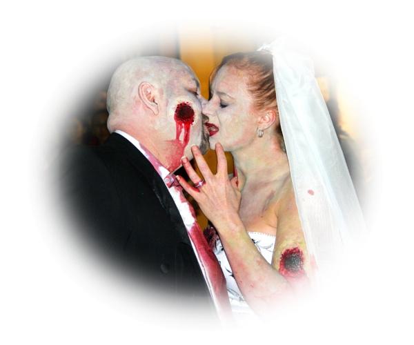 You may kiss the bride by Hamlin