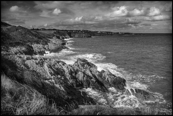 Bull Bay, Anglesey by bwlchmawr