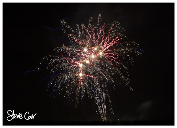 Fireworks over Rutland 2014 by Stevecarr2010