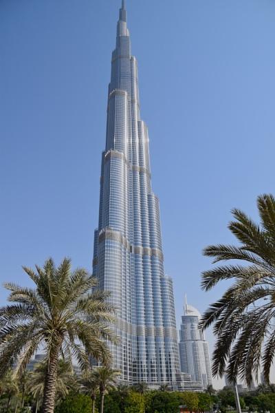 Burj Khalifa by ColleenA