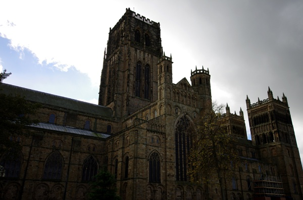Durham Cathedral by pentaxpatty
