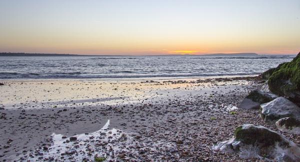 Sunrise At Avon Beach by NickLucas