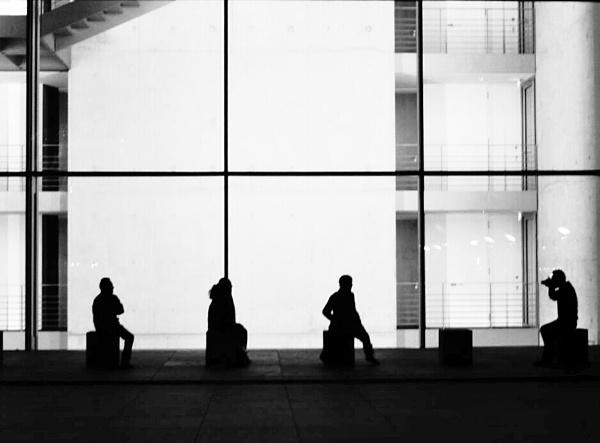 in a row by Sladjana71
