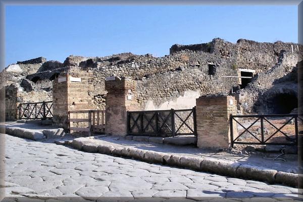 Street of Shops, Pompeii [2] by alancharlton