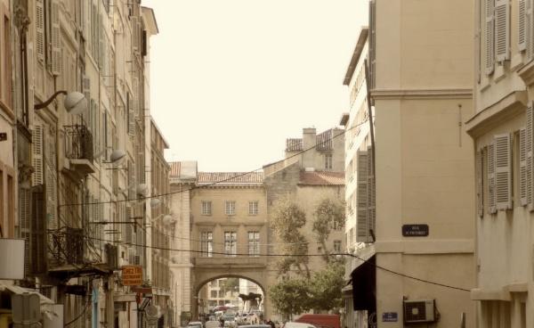 Rue Saint- Victoret by Daphnelectra